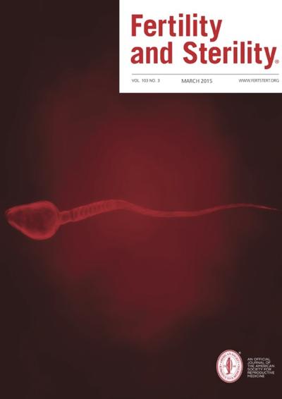 "Fertility and Sterility (Журнал ""Рождаемость и бесплодие"")"
