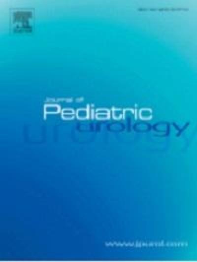 """Journal of Pediatric Urology - Журнал """"Детская урология"""""""