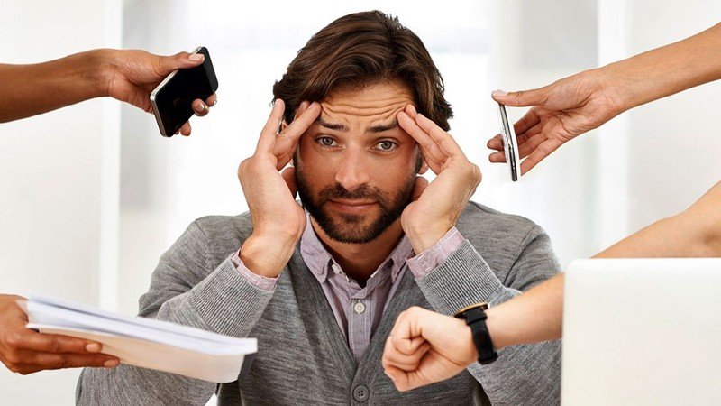 Стресс, компьютеры и темп жизни