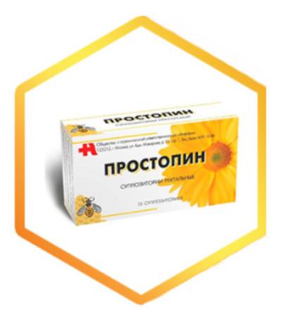 Об эффективности применения нового оригинального Отечественного препарата Простопина для лечения острого и хронического простатита и доброкачественной гиперплазии предстательной железы