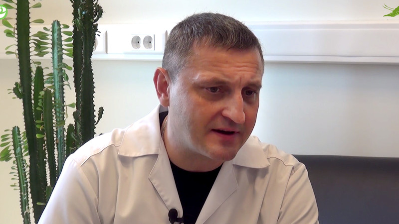 Нестандартные подходы в андрологии - интервью с Ефремовым Е.А.