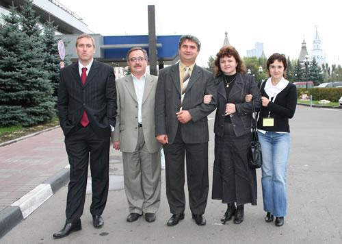 Дружный коллектив онкоурологов из Краснодара