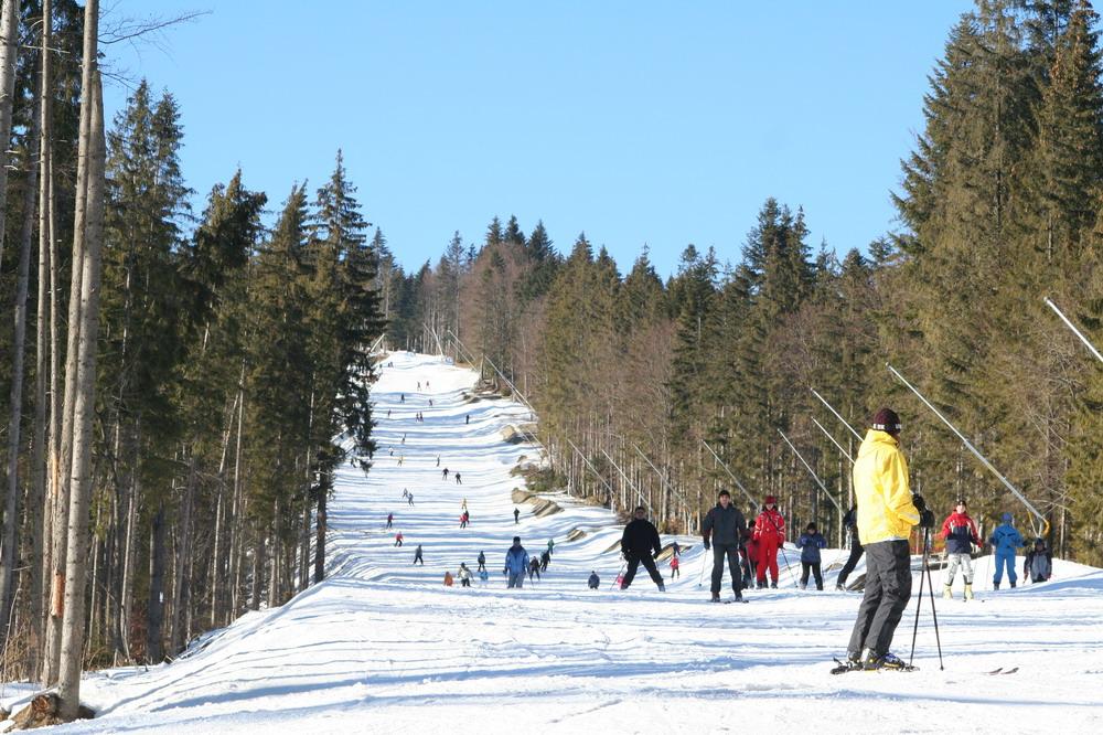 Лыжня зовет или мензелинским детям нужна новая лыжная база