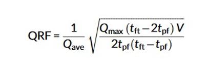 Формула QRF