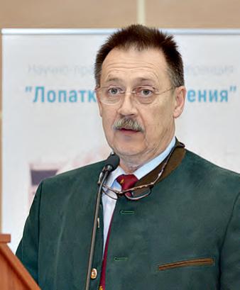 Профессор А.Ю. Павлов