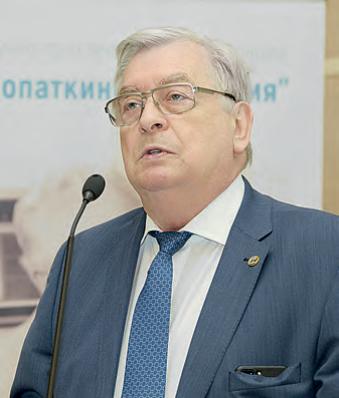 Академик РАН  В.А. Ткачук
